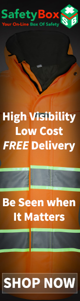 Cherwell Fire Safety provide a complete range of HI visibility products via our sister website safetybox