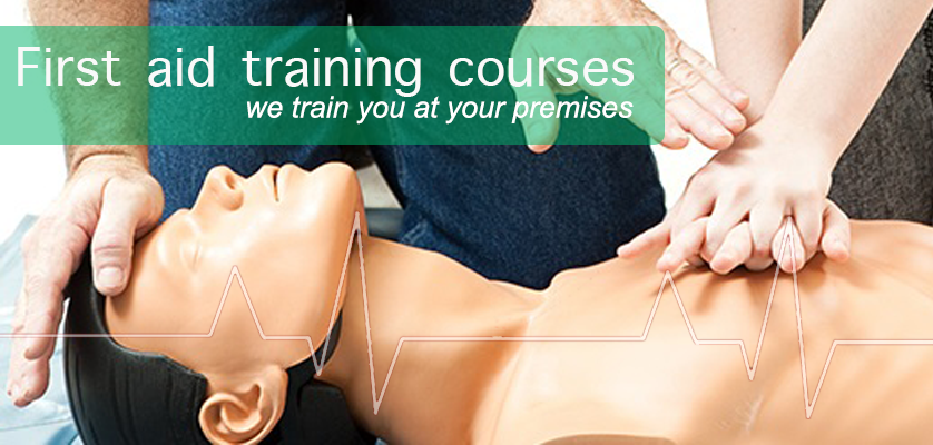 Contact Cherwell Fire Safety for Emergency First Aid at work Training Courses